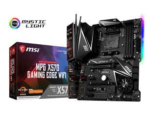 MSI MPG X570 GAMING EDGE WIFI , AMD RYZEN AM4