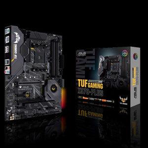 ASUS TUF GAMING X570-PLUS , AMD RYZEN AM4