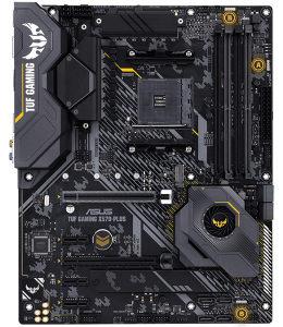 ASUS TUF GAMING X570-PLUS (WI-FI) ,AMD RYZEN AM4