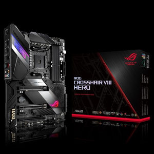 ASUS ROG Crosshair VIII Hero , AMD RYZEN AM4