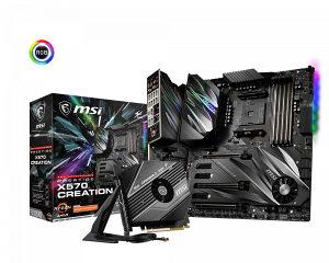 MSI PRESTIGE X570 CREATION , AMD RYZEN AM4
