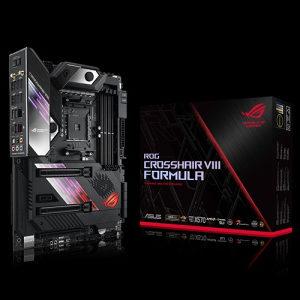 ASUS ROG Crosshair VIII Formula , AMD RYZEN AM4