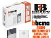 Interfon/portafon Bticino audio set hands-free