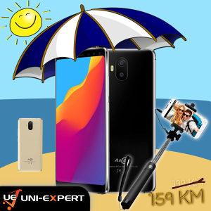 AllCall Smartphone S1 Black/Gold+POKLON