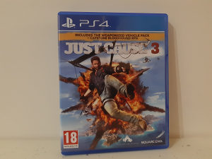 Just Cause 3 (PlayStation 4 - PS4)
