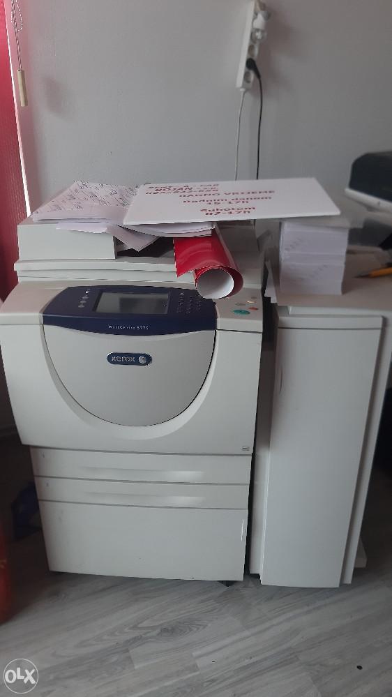 Xerox workcentre 5775 - Biznis i Industrija - Štamparske