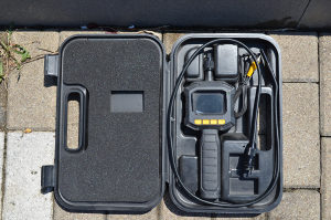 Endoskopska sonda - kamera