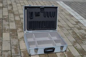 Alu kofer za alat - ručni alat