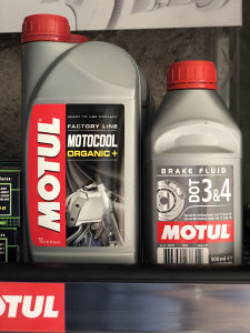 Motul Motocool Organic +