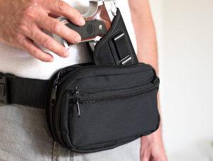 Torbica (bubreg) za pištolj