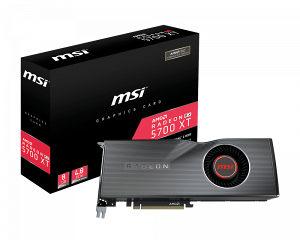 MSI RX 5700 XT 8GB GDDR6 PCIE