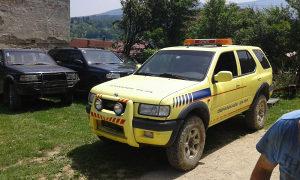 Opel frontera 4x4 terenac land rover freelander