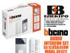 Interfon/portafon Bticino audio set sa slušalicom