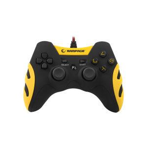 Kontroler Snopy Rampage SG-R218 PS3/PC X Žuti