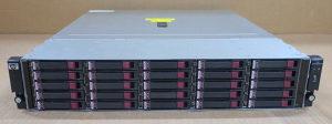 HP Storageworks D2700 2x Controllers 2X SAS Card