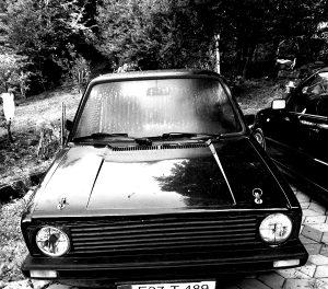 Golf Mk1 TURBO 16V G60