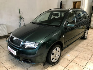 Škoda Fabia Benzin 1.4 16V 55 kw 2006*Uvoz