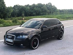 Audi A3 sportback 1.9 77 kwTDI BKC motor