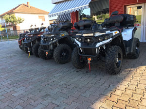 ODES assailant 800 ATV quad
