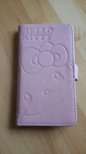 Zastita i maska za iPhone 6 plus - Hello Kitty