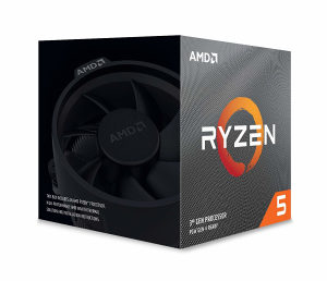 AMD Ryzen 5 3600 3.60GHz AM4 BOX NOVO!!!
