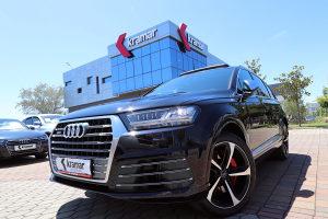 Audi SQ7 4.0 TDI Bi-Turbo Quattro S-Tronic EXCLUSIVE
