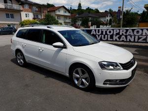 Volkswagen Passat 7 HIGHLINE 2.0 TDI 4 motion 125 kw