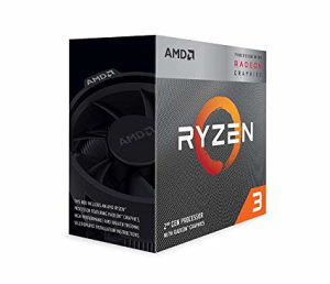 AMD Ryzen 3 3200G 3.60GHz AM4 BOX Wraith Stealth