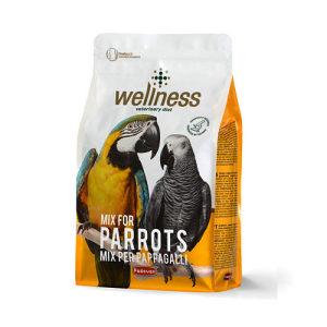 Hrana za papige PREMIUM Wellness Mix 750gr