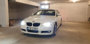 BMW 320d xDrive E92 2.0