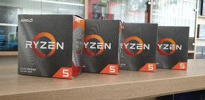 AMD Ryzen 5 3600 3.60GHz AM4 BOX Wraith Stealth