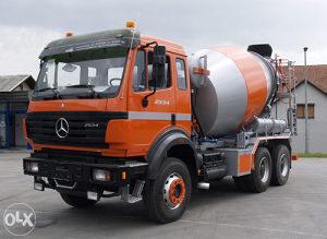Mercedes-Benz MB 2534 K
