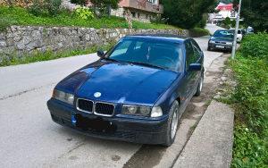 BMW e36 318tds Reg godinu ide polica