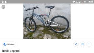 Legend biciklo