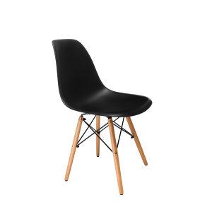 Stolice bijela/crna