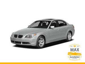 Autodijelovi za BMW E60 2003-2010