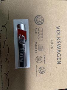 S LINE Audi Znak Orginal(Nije China)