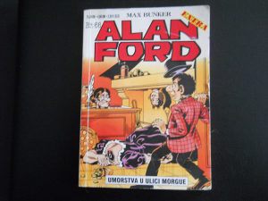 Alan Ford extra 66