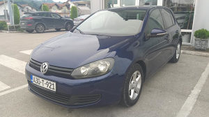 Volkswagen Golf VI 2.0 TDI 2009 MT Privat. prod.