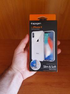 Spigen Liquid Crystal iPhone X/Xs