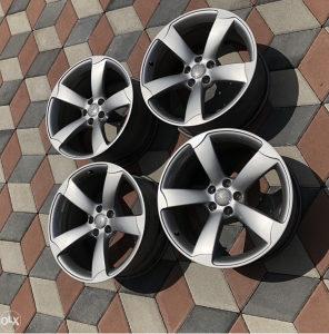 Audi ROTOR 19 Felge
