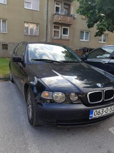 BMW 316ti   /  benzin-plin