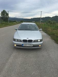 BMW 525d registrovan