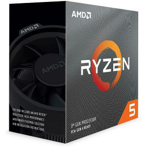 AMD Ryzen 5 3600X (6 x 3.80-4.40GHz) BOX Wraith Spire