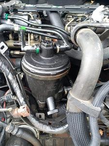 Citroen xsara filter goriva