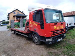 Kamion slep sluzba iveco 12/210