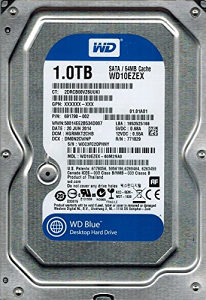 WD 1TB Blue