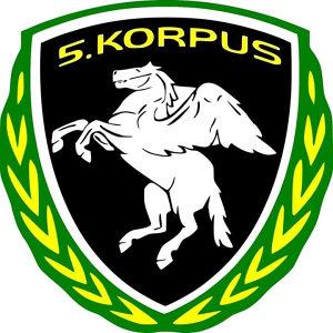Trazim ambleme 5. Korpusa, brigada, vodova, jedinica