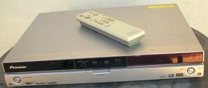 DVD RECORDER PIONEER DVR-545H