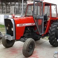 Farbanje poljoprivrednih masina,traktora